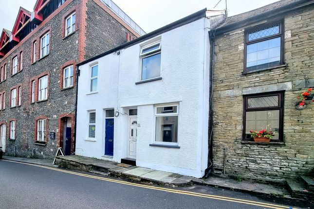2 bed terraced house for sale in Swan Street, Llantrisant, Pontyclun CF72