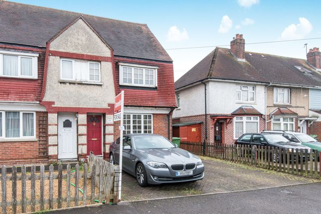 2 bed semi-detached house for sale in Acacia Road, Southampton