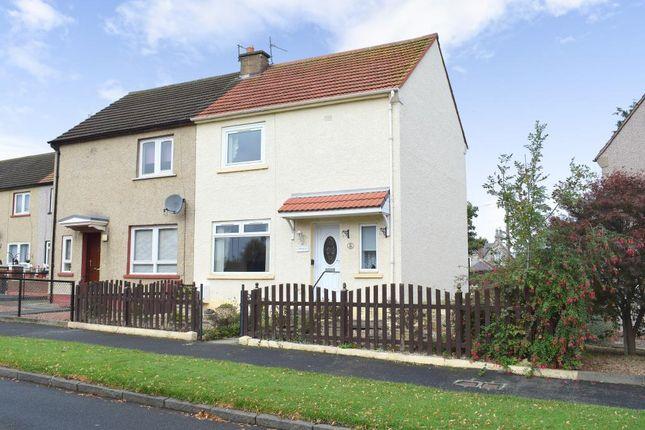 Thumbnail Semi-detached house for sale in 10 Ravensheugh Crescent, Musselburgh
