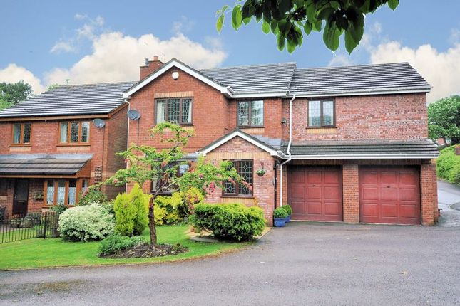 Thumbnail Detached house for sale in Harolds Way, Bristol