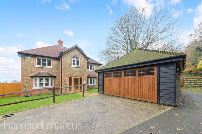 Thumbnail Detached house for sale in Reigate Road, Epsom