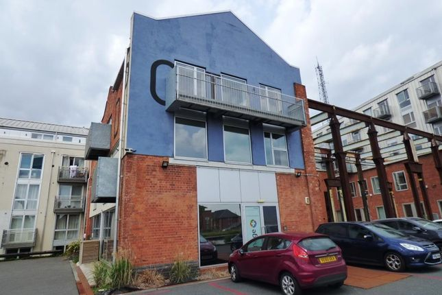 Thumbnail Duplex to rent in The Depot, Electric Wharf, Coventry