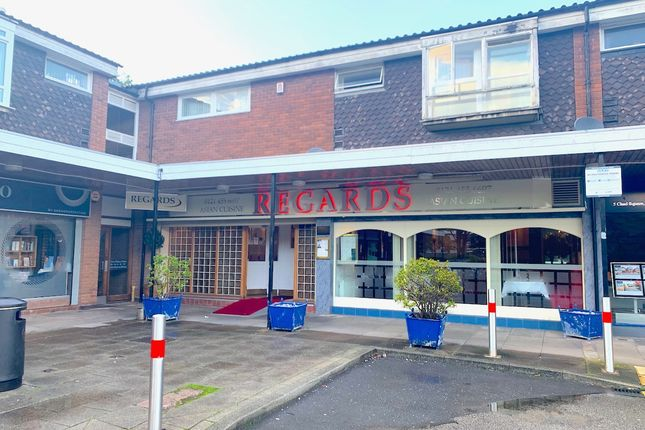 Thumbnail Restaurant/cafe to let in Hawthorne Road, Edgbaston, Birmingham