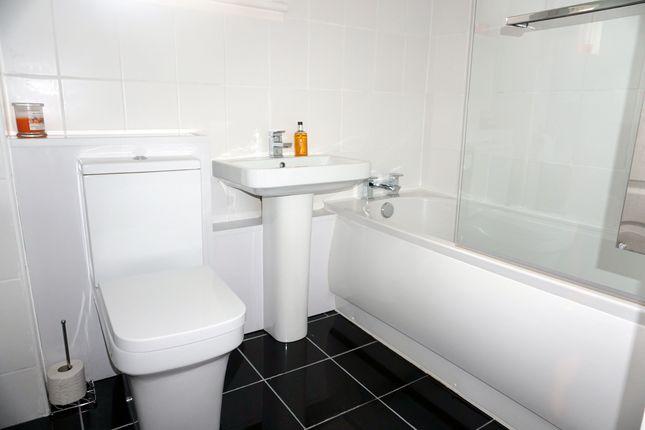 Bathroom of Glen Nevis, St. Leonards, East Kilbride G74