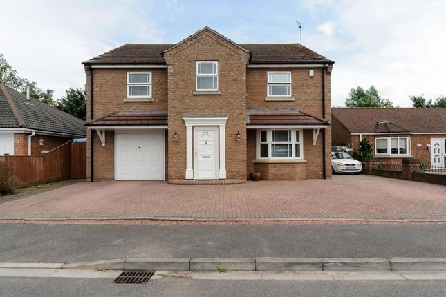 Thumbnail Detached house for sale in Jackson Drive, Kirton, Boston