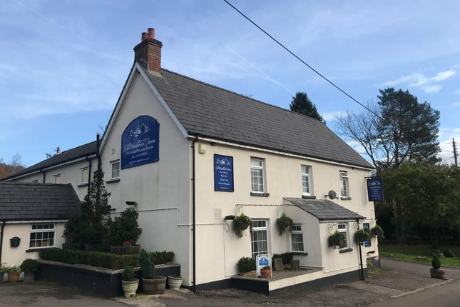 Thumbnail Pub/bar for sale in Llanvair Discoed, Monmouthshire: Chepstow
