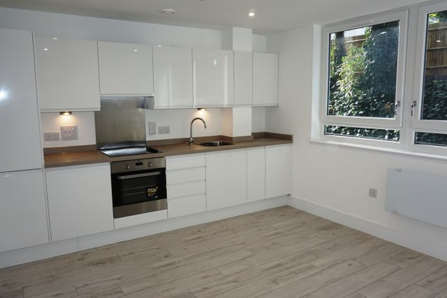 Thumbnail Flat for sale in Desborough Road, High Wycombe