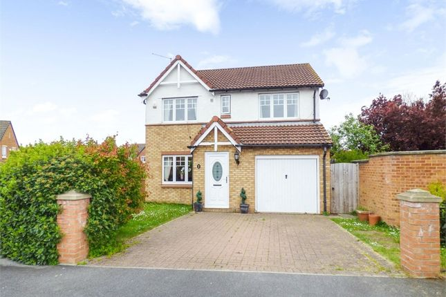Thumbnail Detached house for sale in Herne Close, Redcar, North Yorkshire