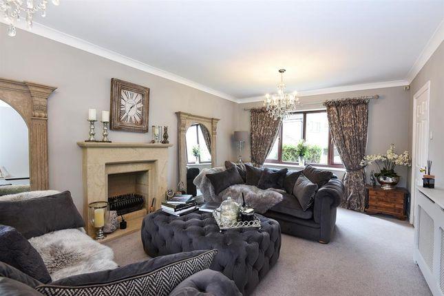 Lounge of Meadow Garth, Bramhope, Leeds LS16