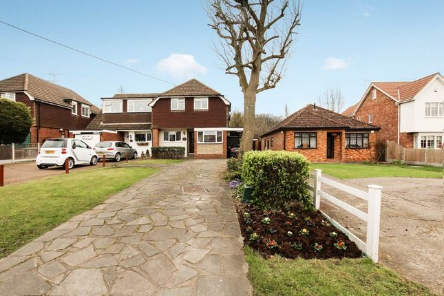 Thumbnail Semi-detached house for sale in Crays Hill, Billericay