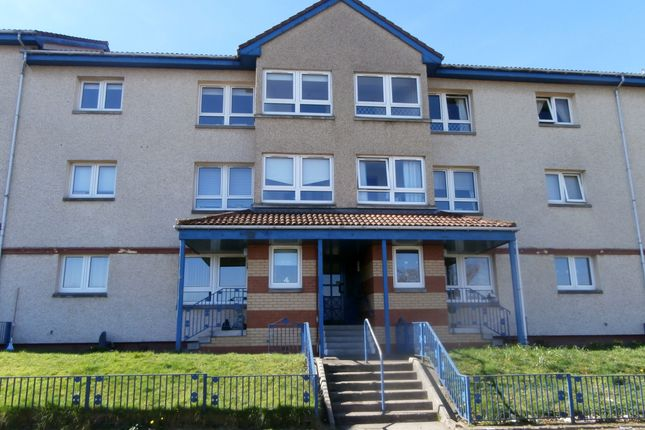 Thumbnail Flat for sale in Burnmouth Road, Barlanark, Glasgow