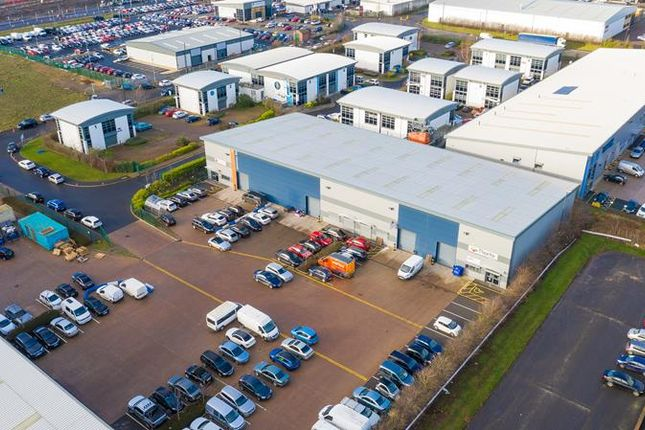 Thumbnail Light industrial to let in Units 2 & 3 Saturn Court, Orion Buisness Park, North Shields, North Tyneside