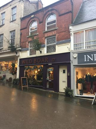 Thumbnail Property to rent in High Street, Stroud