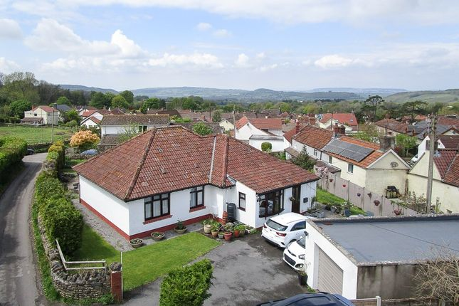 Thumbnail Detached bungalow for sale in Top Road, Shipham, Winscombe