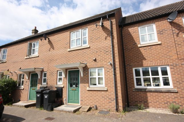 Thumbnail Terraced house to rent in Massingham Park, Taunton