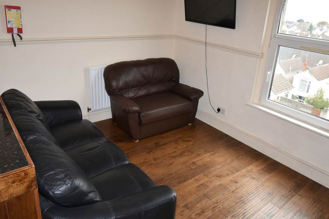 Thumbnail Flat to rent in Sketty Road, Uplands, Swansea