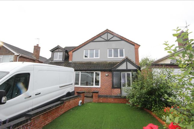 Thumbnail Detached house for sale in Greenwood Road, Forsbrook, Stoke-On-Trent