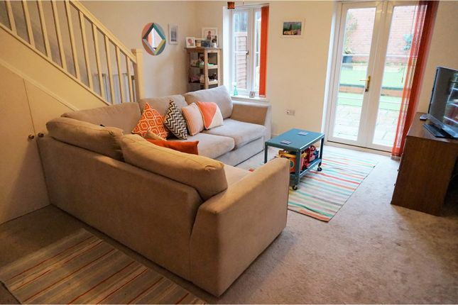2 bed terraced house for sale in Spiller Close, Stratford-Upon-Avon