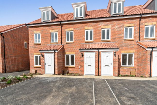 Thumbnail End terrace house for sale in Stafford Road, Sherborne