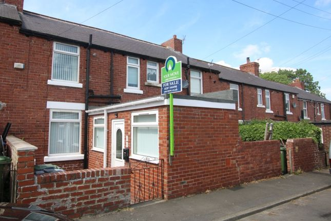 Thumbnail Terraced house for sale in Dene View, Highfield, Rowlands Gill