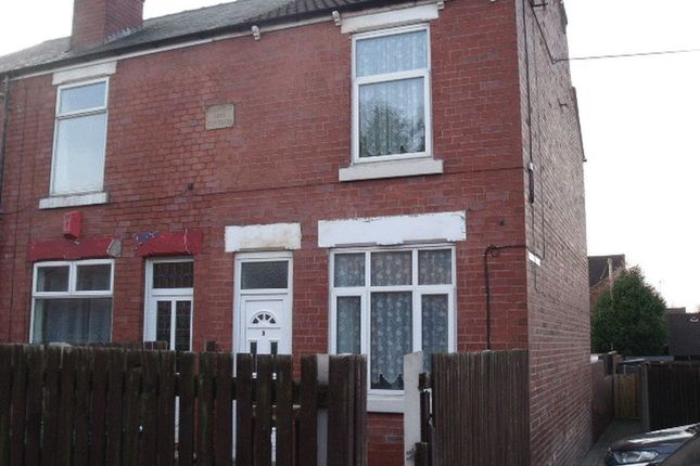 Thumbnail Terraced house to rent in Highfield Cottages, Main Street, Mexborough