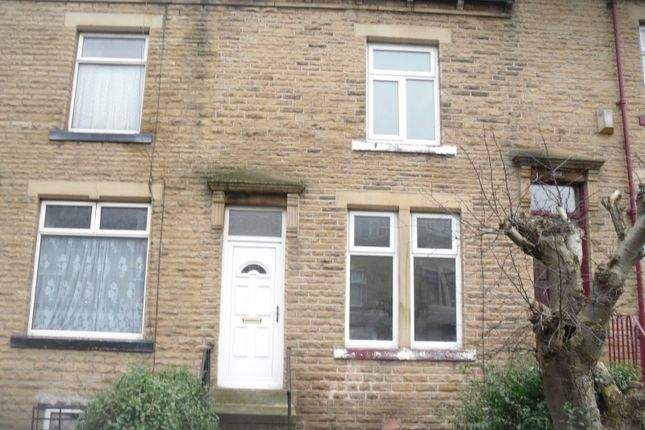 Thumbnail Terraced house to rent in Parkside Road, Bradford