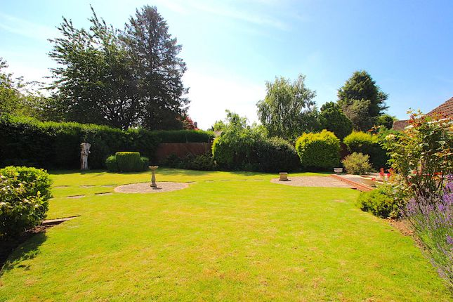Rear Garden of Pine Tree Grove, Kirby Muxloe, Leicester LE9