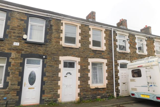 Thumbnail Terraced house for sale in Alice Street, Neath