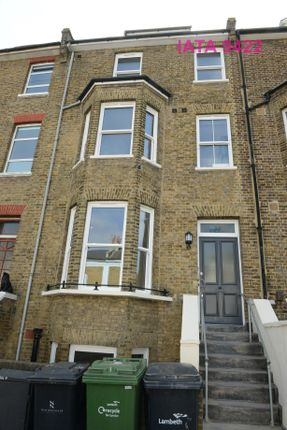 Thumbnail Flat to rent in Camden Hill Road, London