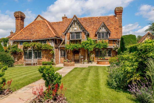 Thumbnail Detached house for sale in Village Road, Dorney, Buckinghamshire