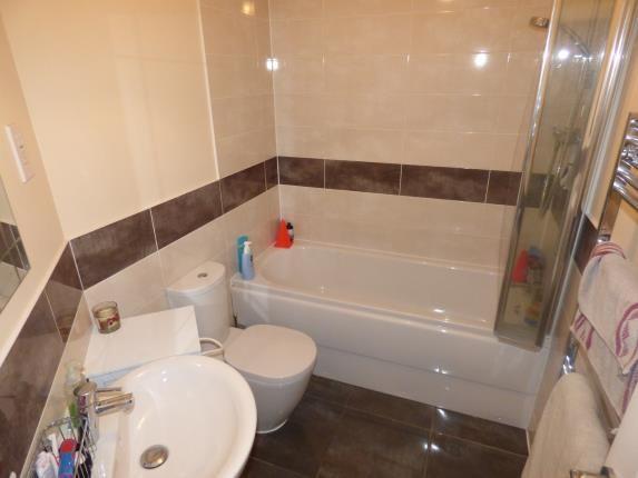 Bathroom of Wheatcroft Way, The Sidings, Swindon, Wiltshire SN1