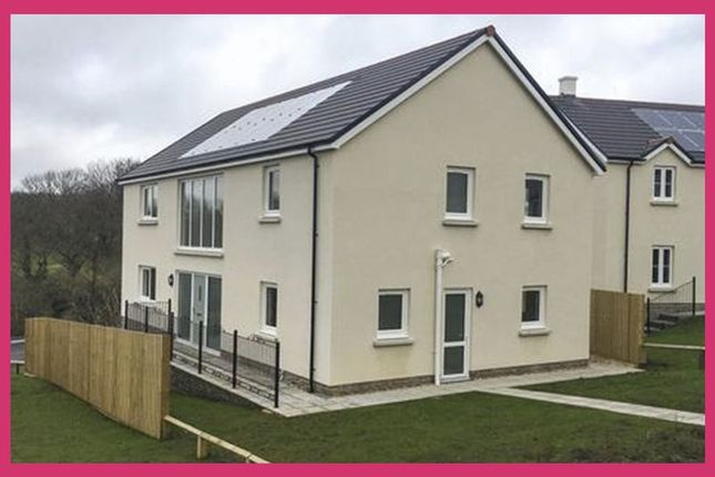 Thumbnail Detached house for sale in Plot 9, Green Meadows Park, Tenby