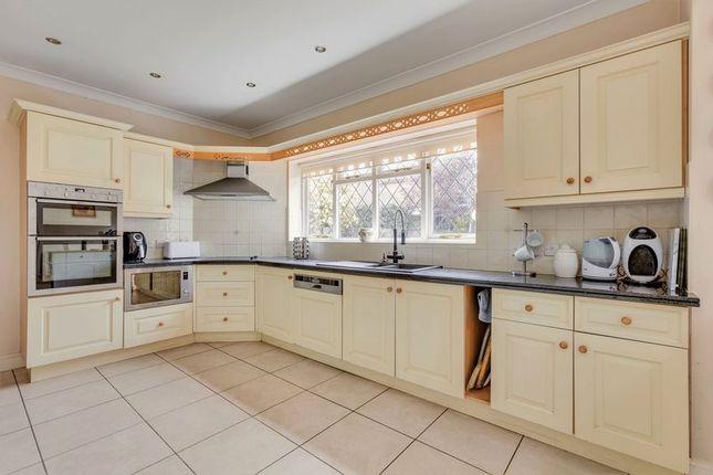 Kitchen of Wellfield Gardens, Carshalton SM5