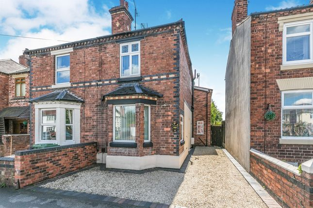 Thumbnail Semi-detached house for sale in Franche Road, Kidderminster