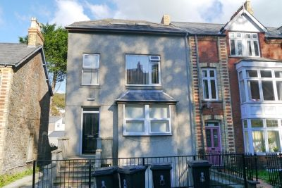 Thumbnail Town house to rent in Llanbadarn Road, Aberystwyth