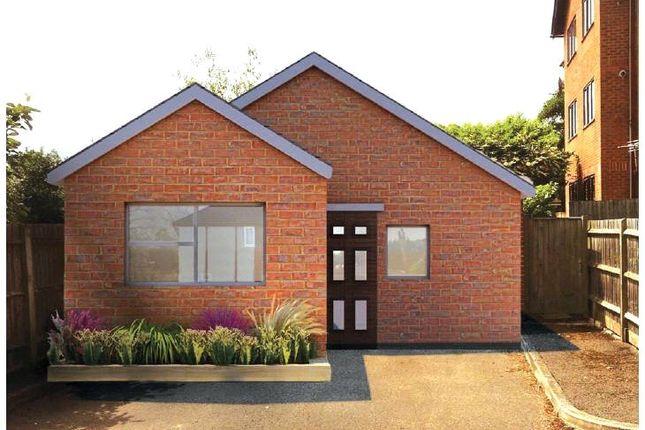 Thumbnail Detached bungalow for sale in Sadlers Court, Winnersh, Wokingham, Berkshire