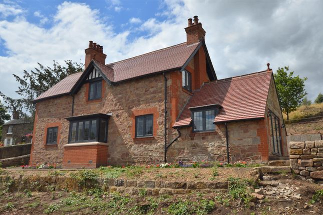 Thumbnail Detached house for sale in Sunny Hill, Milford, Belper