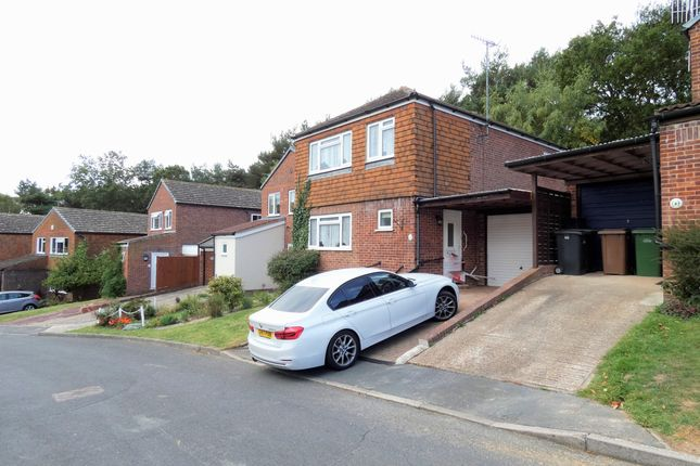 Thumbnail Detached house for sale in Pinewood Way, St Leonards On Sea