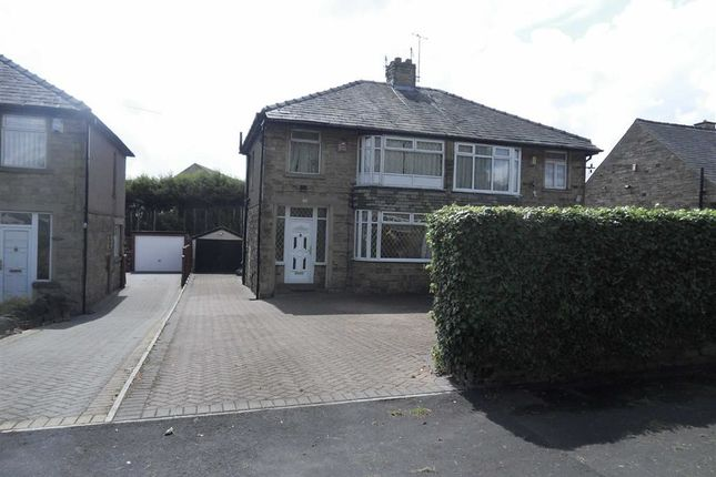 Thumbnail Semi-detached house to rent in Harrogate Road, Bradford, West Yorkshire