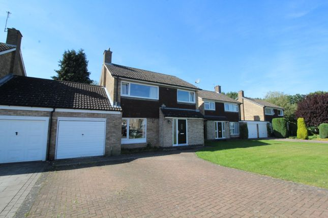 Thumbnail 5 bed detached house for sale in Summerfield Road, York