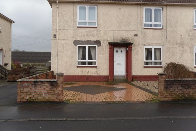 Thumbnail Flat to rent in 18 Glencairn Terrace, Kilmaurs
