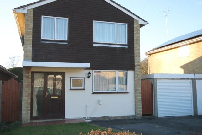 Thumbnail Detached house to rent in Fleming Close, Farnborough