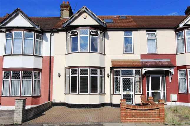 Thumbnail Terraced house for sale in Talbot Gardens, Goodmayes, Essex