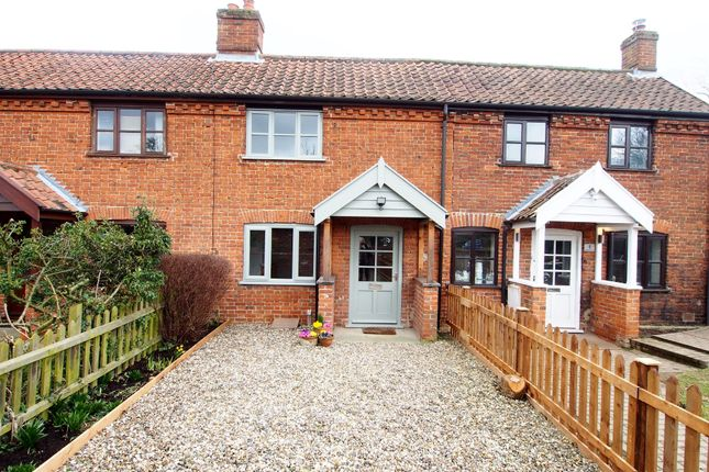 2 bed terraced house for sale in Skipping Block Row, Wymondham