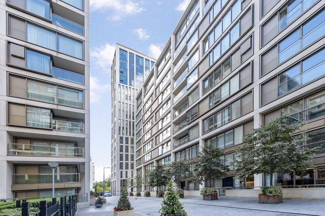 Thumbnail Flat for sale in Radnor Terrace, London