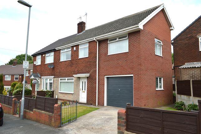 Thumbnail Semi-detached house for sale in Bernice Avenue, Chadderton, Oldham