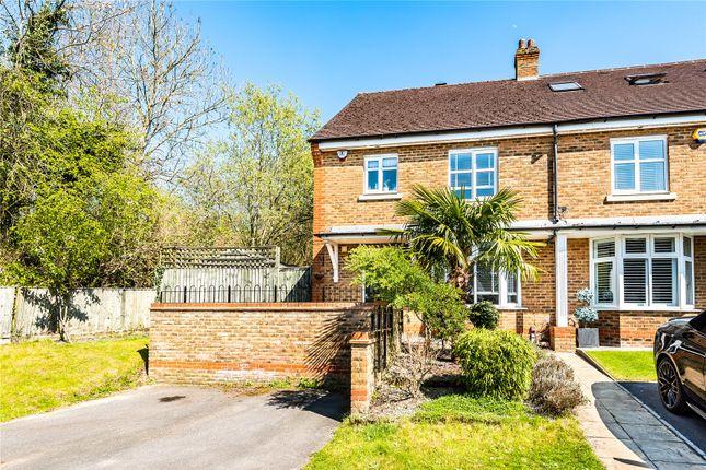 Thumbnail Semi-detached house for sale in Summerhouse Lane, Harefield, Uxbridge