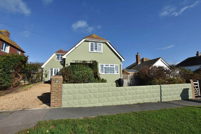 Thumbnail Detached house for sale in Springfield Avenue, Telscombe Cliffs