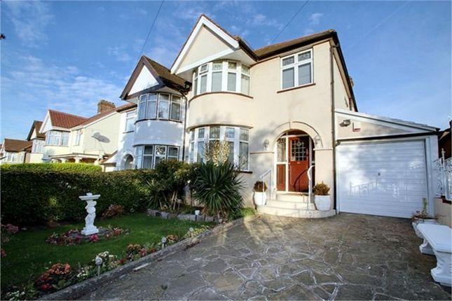 Thumbnail Semi-detached house for sale in Vincent Gardens, London