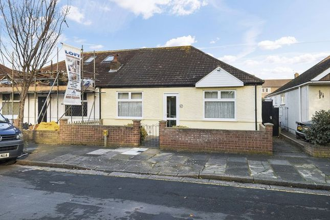 Thumbnail Semi-detached bungalow for sale in Merchland Road, London